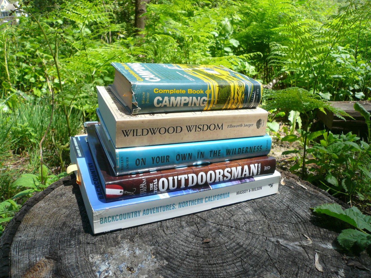 Picture for category Outdoor Books