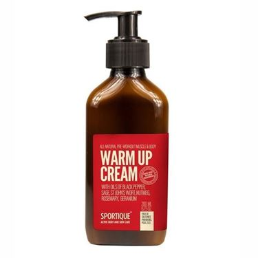 Picture of SPORTIQUE - WARMING UP OIL 200ML
