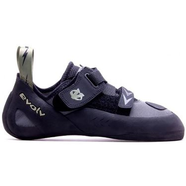 Picture of EVOLV KRONOS MEN CLIMBING SHOES BLACK/OLIVE