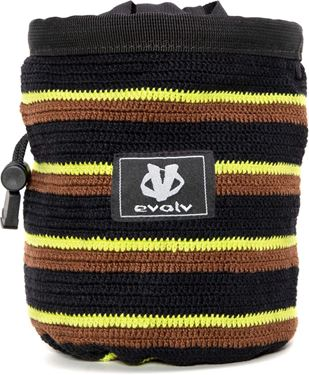Picture of EVOLV KNIT CHALKBAG NIGHTCLUB
