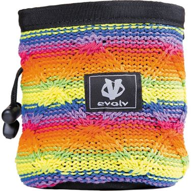 Picture of EVOLV KNIT CHALKBAG PRIDE