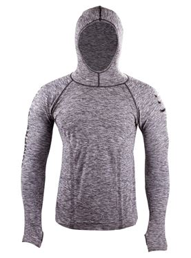 Picture of COMPRESSPORT - 3D THERMO HOODIE GREY