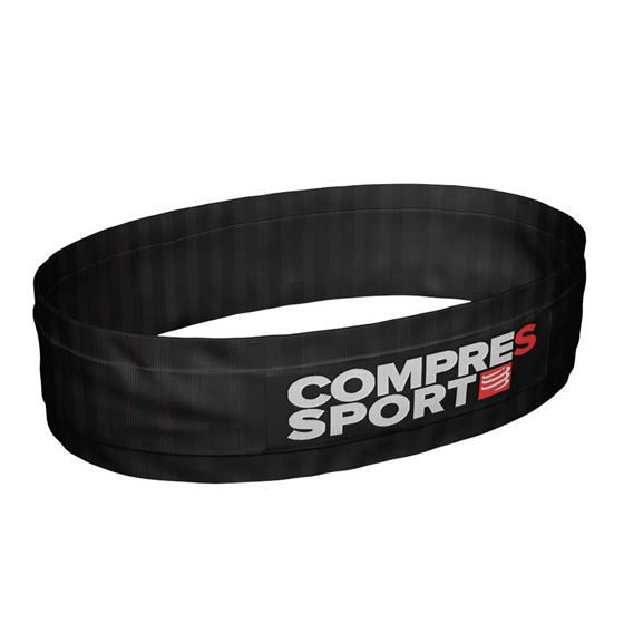 Picture of COMPRESSPORT - FREE BELT BLACK