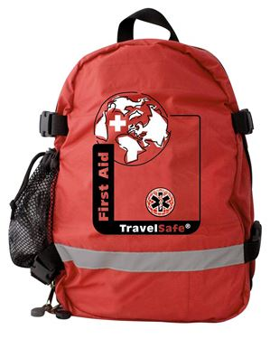 Picture of TRAVELSAFE - EMPTY FIRST AID BAG
