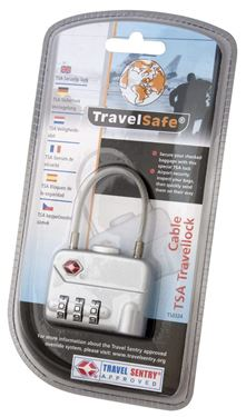 Picture of TRAVELSAFE - CABLE TSA TRAVEL LOCK