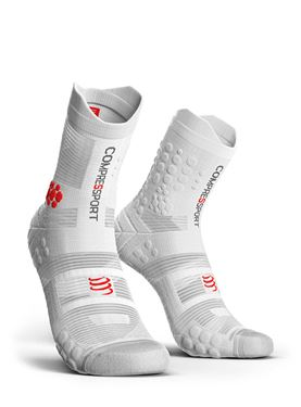 Picture of COMPRESSPORT - PRO RACING TRAIL SOCK V3.0 WHITE