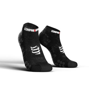 Picture of COMPRESSPORT - PRO RACING RUN SOCK LOW CUT V3.0 BLACK