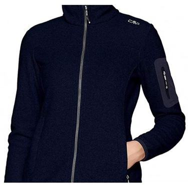 Picture of CMP - KNIT TECH FLEECE JACKET WOMEN