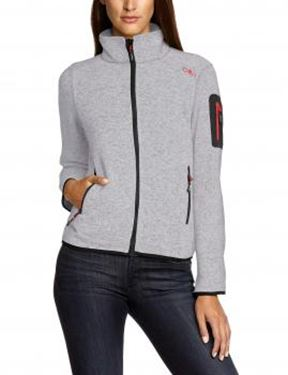 Picture of CMP - MELANGE KNIT TECH FLEECE WOMEN