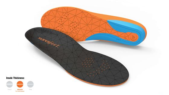 Picture of SUPERFEET - TTF INSOLES FLEX