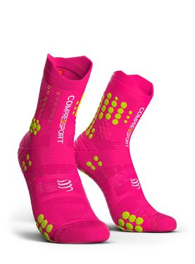 Picture of COMPRESSPORT - PRO RACING TRAIL SOCK V3.0 PINK