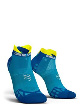 Picture of COMPRESSPORT - PRO RACING ULTRALIGHT SOCK LOW CUT V3.0 BLUE