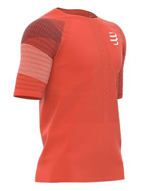 Picture of COMPRESSPORT - RACING SS T-SHIRT ORANGE