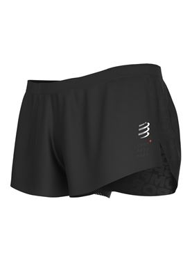 Picture of COMPRESSPORT - RACING SPLIT SHORT BLACK