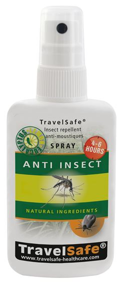 Picture of TRAVELSAFE - ANTI INSECT SPRAY 60ML