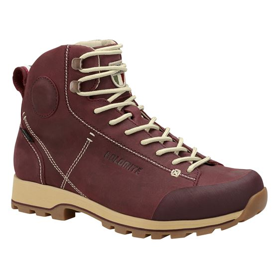 Picture of DOLOMITE  WOMEN 54 HIGH FULL GRAIN LEATHER GTX