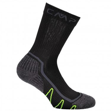 Picture of CMP - TREKKING WOOL MID SOCK