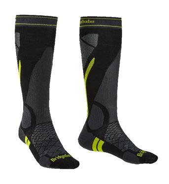 Picture of BRIDGEDALE - SKI LIGHT WEIGHT OVER CALF SOCK