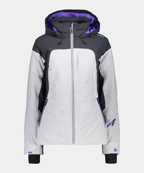 Picture of CMP WOMEN SKI JACKET WITH FIXED HOOD