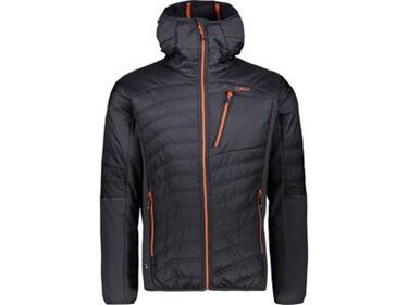 Picture of CMP MEN HYBRID JACKET WITH FIXED HOOD