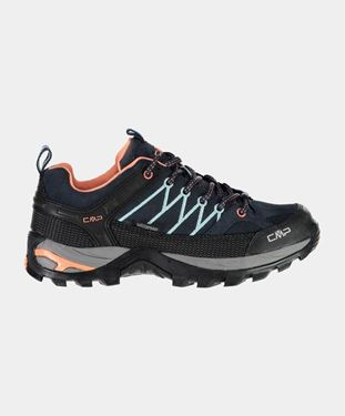 Picture of CMP RIGEL LOW WATERPROOF WOMEN TREKKING SHOES