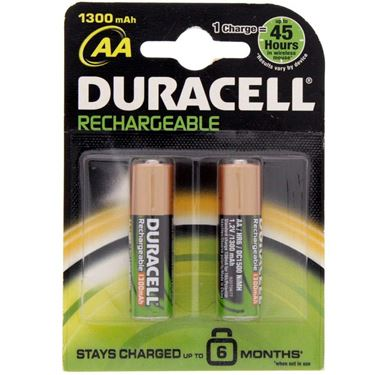 Picture of DURACELL - RECHARGEABLE