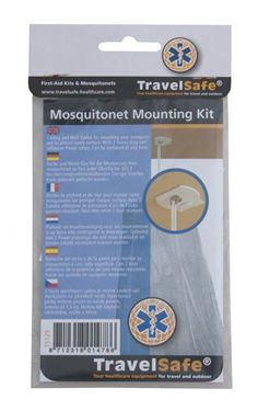 Picture of TRAVELSAFE - MOSQUITO NET BASIC MOUNTING SET