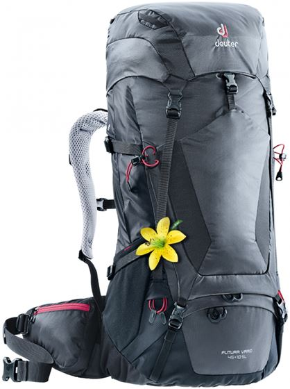 Picture of DEUTER - FUTURA VARIO SL 45 + 10 BLACK