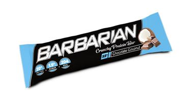 Picture of STACKER 2 - BARBARIAN PROTEIN BAR COCONUT