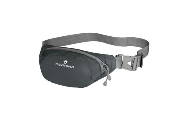Picture of FERRINO - WAIST BAG HARROW BLK