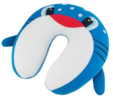 Picture of TRAVELSAFE - NECK PILLOWS KIDS DOLPHIN