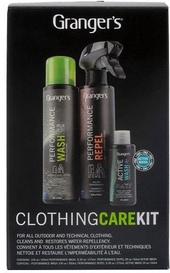 Picture of GRANGERS - CLOTHING CARE KIT