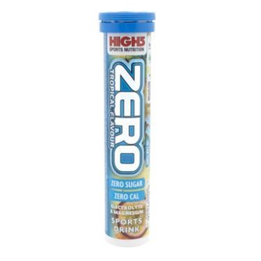 Picture of HIGH 5 ZERO ELECTROLYTES TABS TROPICAL