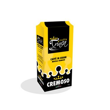 Picture of TRINCA CAFFE CREAMY GROUND COFFEE 250G