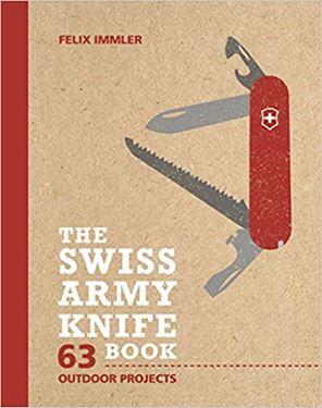 Picture of VICTORINOX - THE SWISS ARMY KNIFE BOOK
