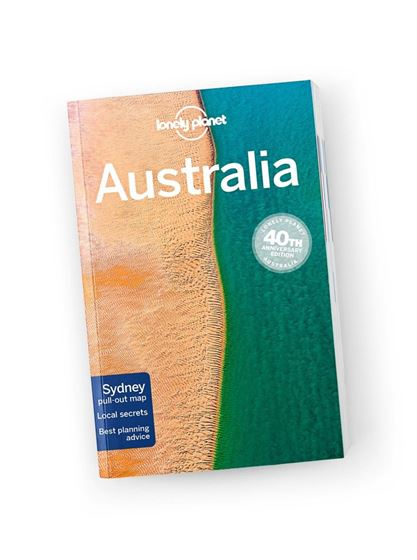 Picture of LONELY PLANET -  AUSTRALIA TRAVEL GUIDE