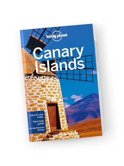 Picture of LONELY PLANET CANARY ISLANDS 6TH ED