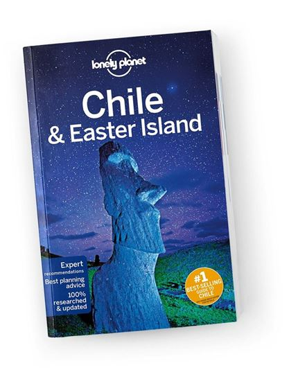 Picture of LONELY PLANET CHILE & EASTER ISLAND