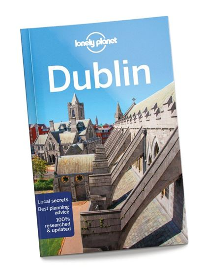 Picture of LONELY PLANET DUBLIN 9TH ED