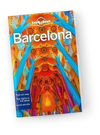 Picture of LONELY PLANET BARCELONA