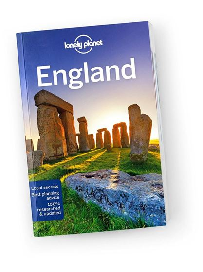 Picture of LONELY PLANET ENGLAND 10TH