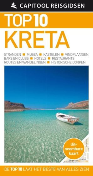 Picture of DK - TOP 10 CRETE TRAVEL GUIDE