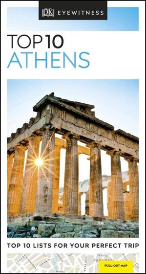 Picture of DK - TOP 10 ATHENS TRAVEL GUIDE