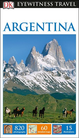 Picture of DK - ARGENTINA TRAVEL GUIDE