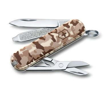 Picture of VICTORINOX - CLASSIC DESERT CAMOFLAUGE