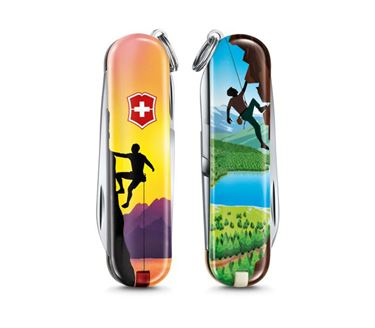 Picture of VICTORINOX - CLASSIC CLIMB HIGH