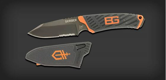 Picture of GERBER – BEAR GRYLLS COMPACT FIXED BLADE