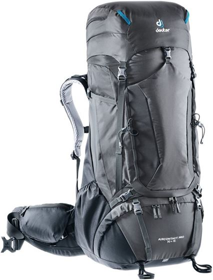 Picture of DEUTER AIRCONTACT PRO 70+15 SL BLACK