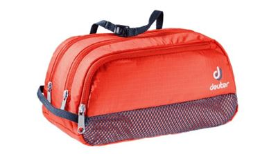 Picture of DEUTER WASH BAG TOUR III RED