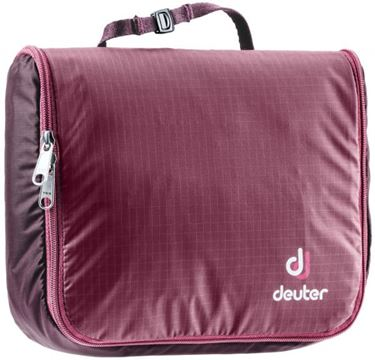 Picture of DEUTER WASH CENTER LITE I MAROON